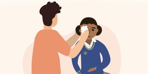 Student First Aid - Eye Injury