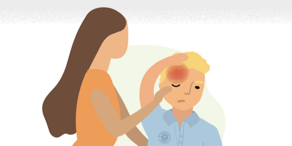 Student First Aid - Head Injury