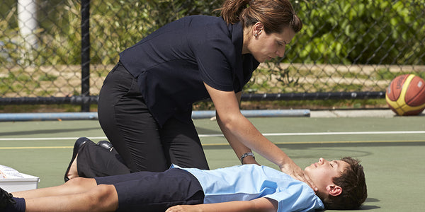 School Nurse Emergency Highlight - Unconscious