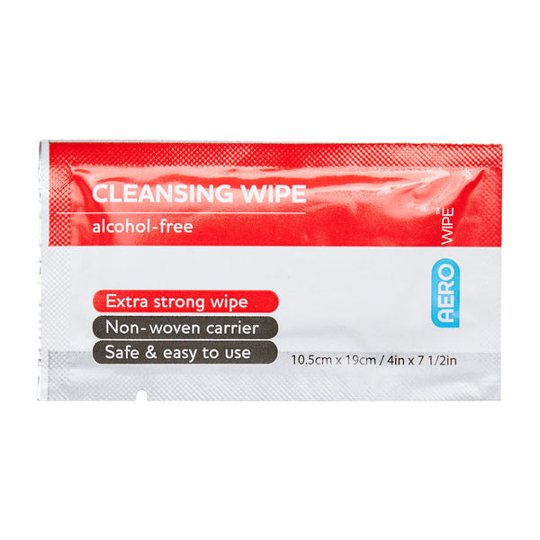 Antiseptic Cleansing Wipe Alcohol-Free (1) 10101004