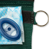 Resuscitation Face Shield Disposable on Keyring 11301112