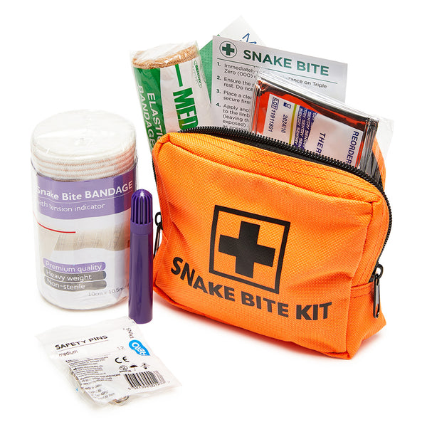 Snake Bite Comprehensive First Aid Kit 20610119