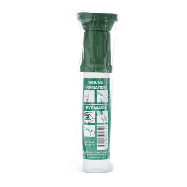 Eyewash Saline with Eye Cup 100ml 10602003