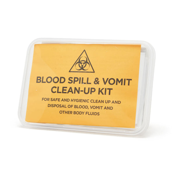 Blood Spill & Vomit Clean-Up Kit 20301101