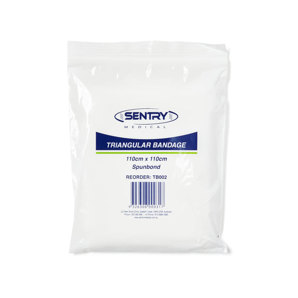 Triangular Bandage Disposable 110cm x 110cm 10306001