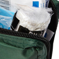 First Aid Kit Basic With Belt Loops - Close - Student First Aid