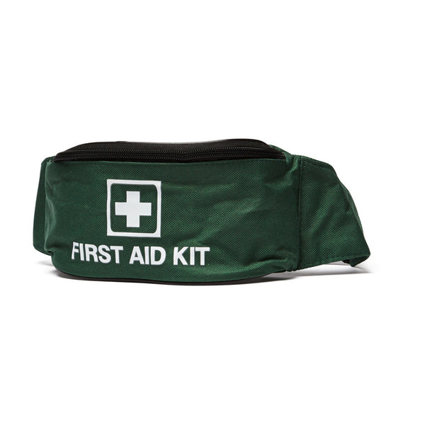 First Aid Kit School Yard Duty Bag Green - Wide - Student First Aid