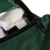 First Aid Kit School Yard Duty Bag Green - Close - Student First Aid