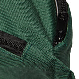 First Aid Kit Waist Bag Green Empty - Close - Student First Aid