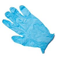 Nitrile Gloves Disposable Large 100 Box - Medium - Student First Aid