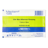 Non-Adherent Dressing 10cm x 7.5cm - Wide - Student First Aid