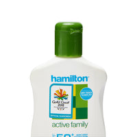 Hamilton Sunscreen 50+ 125ml 11502012