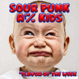 Blue Raz Sour Punk Ass Kids