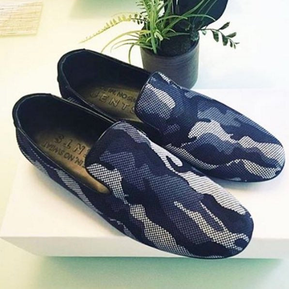 JENTS Camo Loafers Review