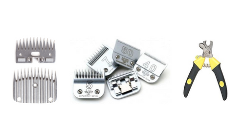 Premier clipper blade sharpening service, mail-order, local pick-up and delivery. Authorized distributor & manufacturer certified sharpener. 5 Star Yelp Rating!