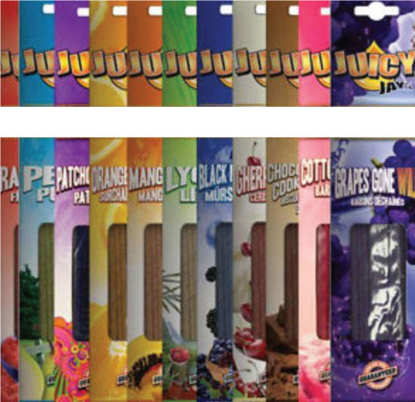 Juicy Jay Incense [20 Sticks Per Pack]