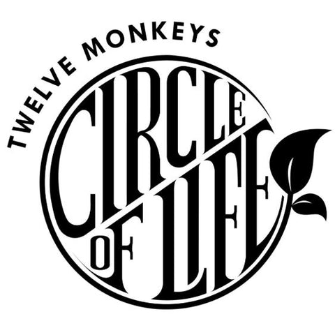 Twelve Monkeys: COL - Circle of Life (30mL)