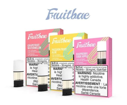 STLTH Pod Pack - 3pk [Fruitbae]