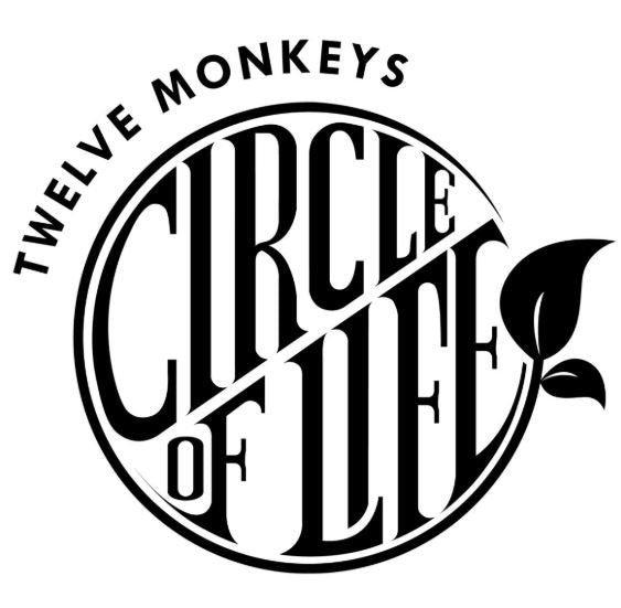 Twelve Monkeys: Circle of Life - 60ml [Freebase Nicotine]