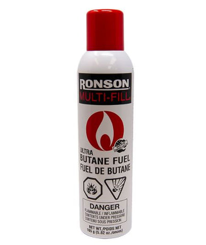 Ronson Multi Fill Butane Fuel 165g