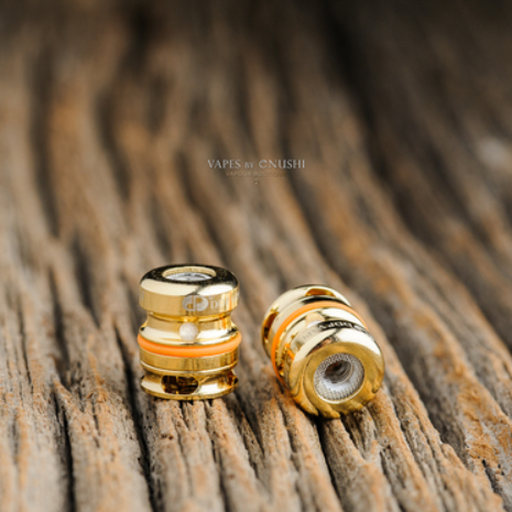 "DDP Vape - ""Bullet Coil 0.5 Ohm for DDP EVO"" (4-pack)"
