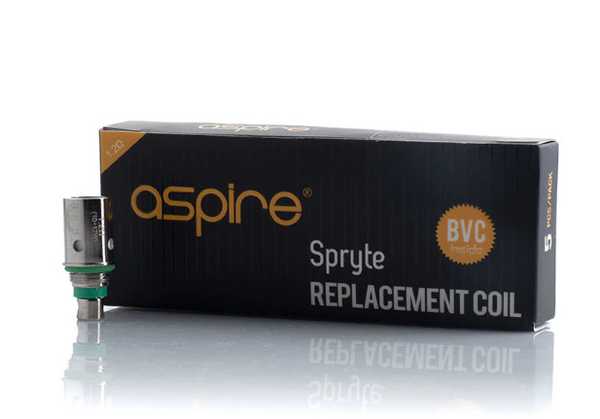 Aspire Spryte Replacement Coils (5 Pack)