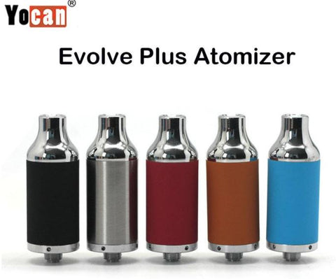 YOCAN EVOLVE PLUS WAX ATOMIZER (510 Connector)