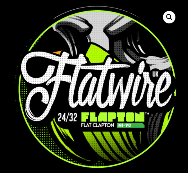 10′ Flapton Wire by FlatwireUK