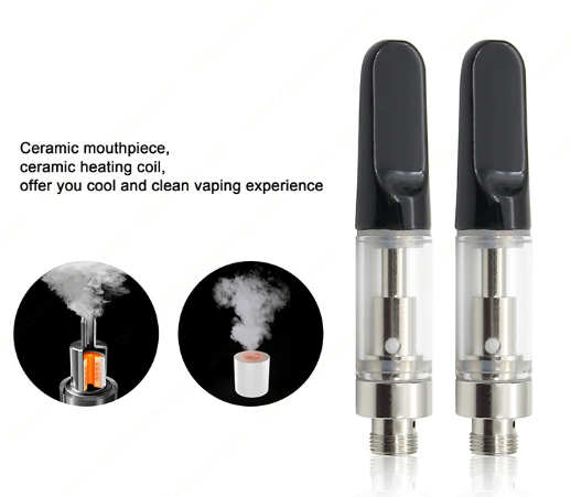 Authentic CCell TH2 Oil Cartridge 0.5ml/1ml