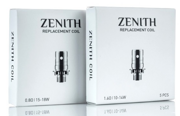 Innokin Zenith Plexus Z Replacement Coils for Zenith Tank/Zenith Pro Tank (5pcs/pack)