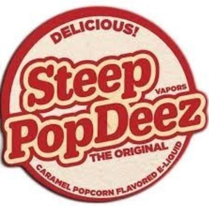 STEEP VAPORS | POP DEEZ - 30ml [Nic Salt]
