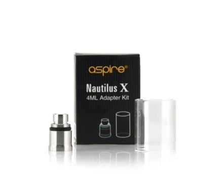 ASPIRE NAUTILUS X/XS 4ML ADAPTER KIT