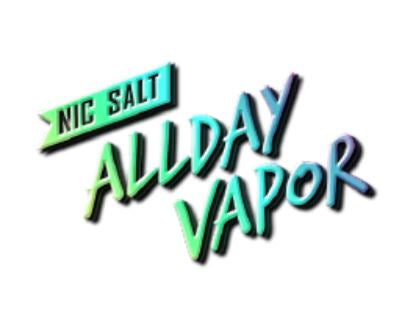 All Day Vapor - 30ml [Nic Salt}