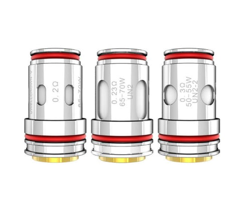 Uwell Crown 5 Tank Replacement Coil (4pcs/Pack)