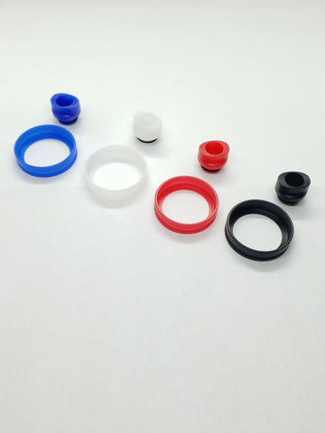 Beauty Ring / 510 Tip Combo [22mm Inner/24mm Outer]