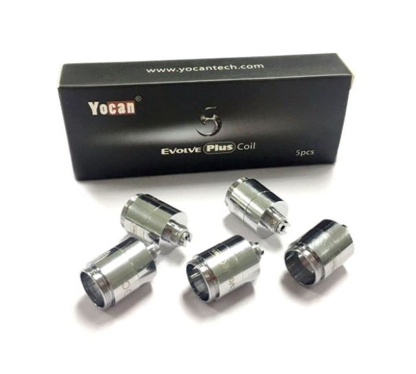 YOCAN EVOLVE PLUS COIL – 5PCS/PACK