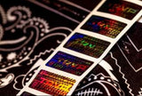 The VOID (5pc Dual Image Holographic Stickers) by BB Vapes Brvnd