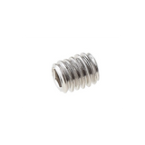 RBA Grub Nut Screws (Slotted or Hex)