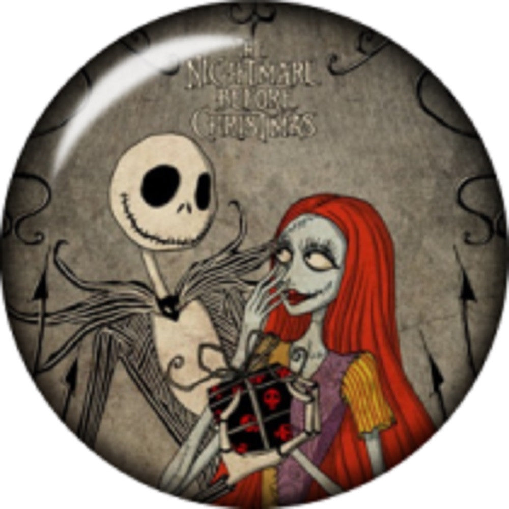 Snap button Skeleton dead maiden 18mm charm chunk interchangeable