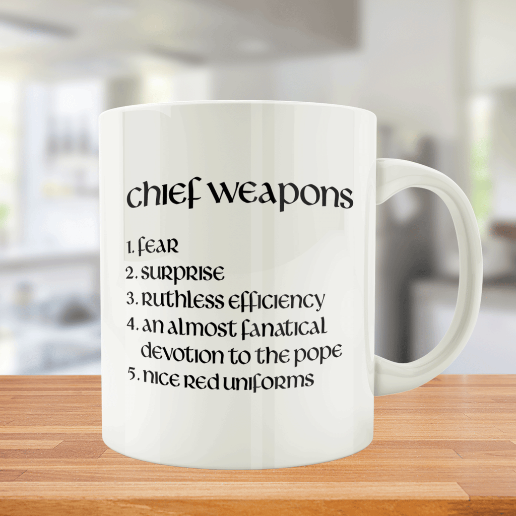 Chief Weapons Mug