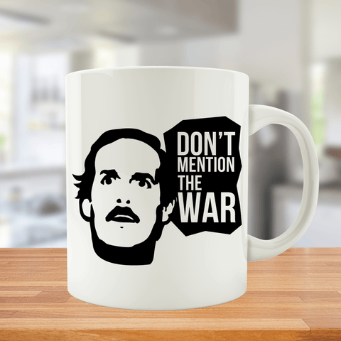 Don't Mention The War Mug