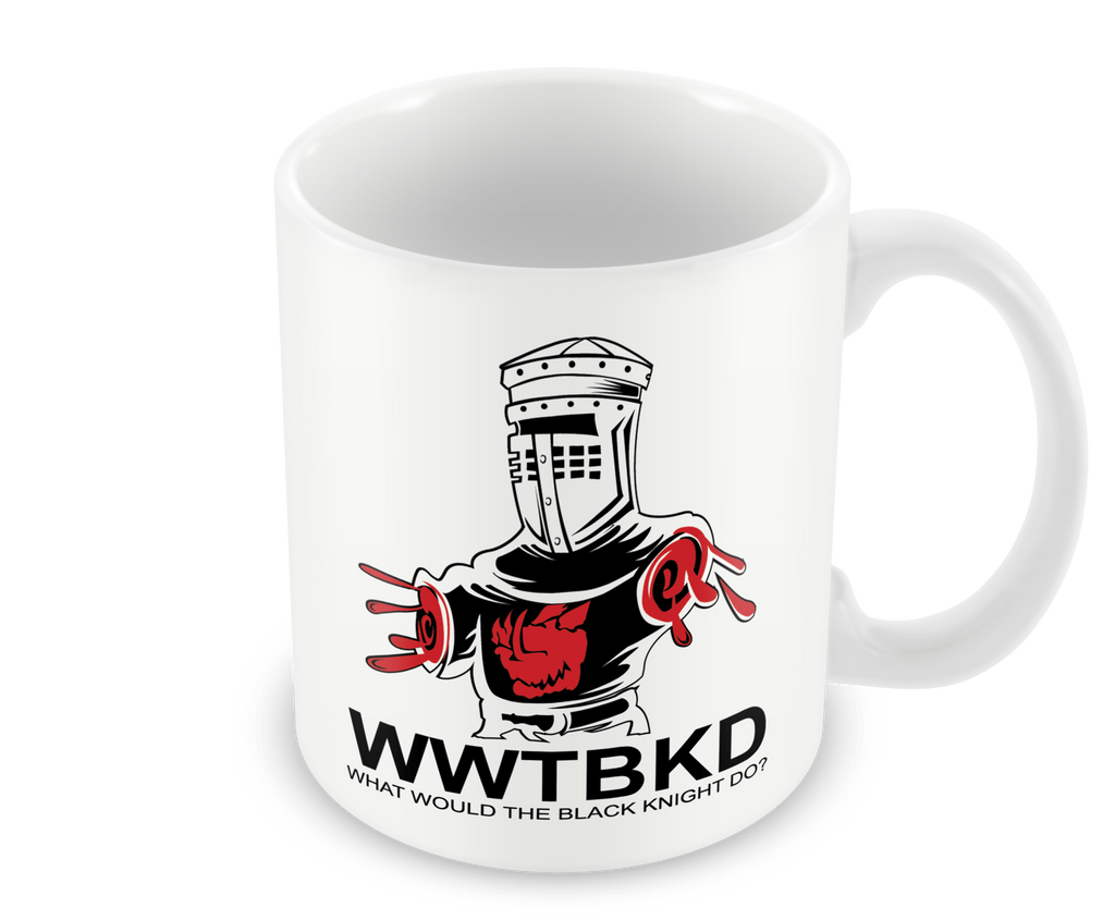 What Would The Black Knight Do- Mug