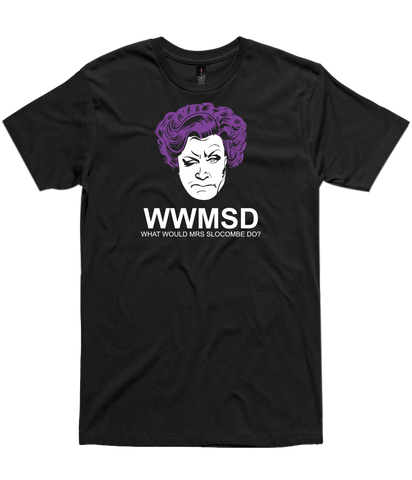 What Would Mrs Slocombe Do?