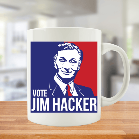 Vote Jim Hacker Mug- CLEARANCE