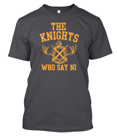 The Knights Who Say Ni