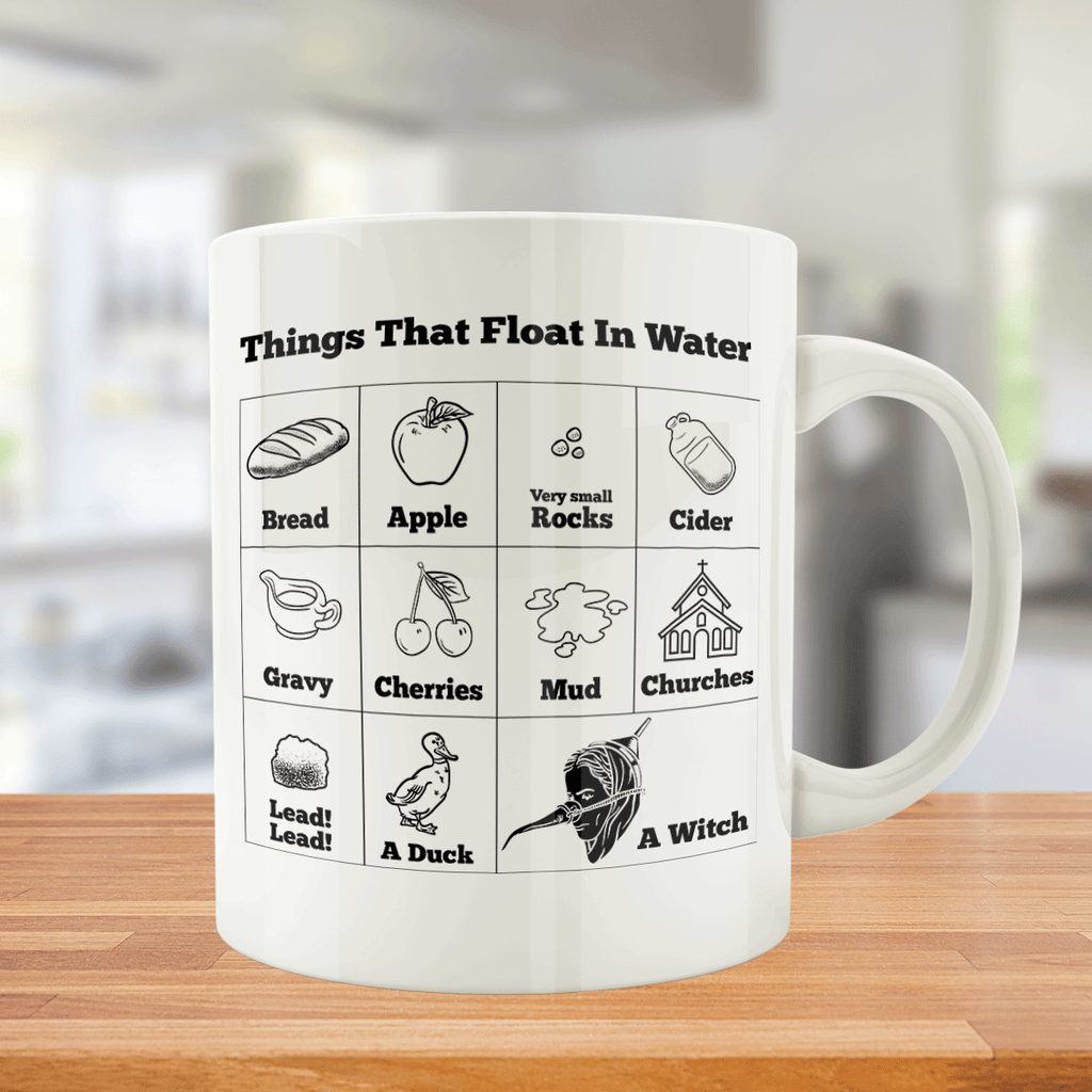 Witch Chart Mug - Special Offer