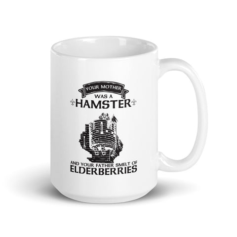 Your Mother Was A Hamster - Mug