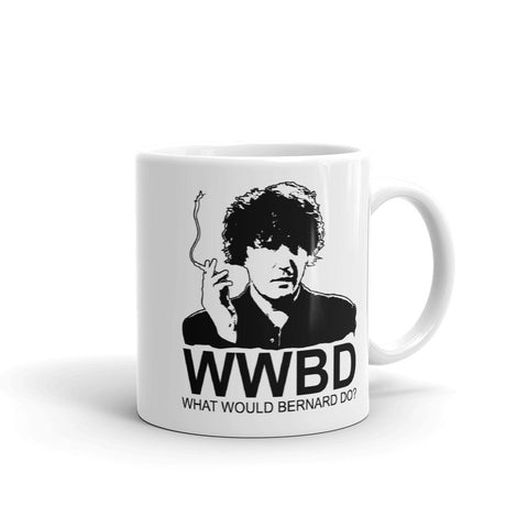 What Would Bernard Do Mug
