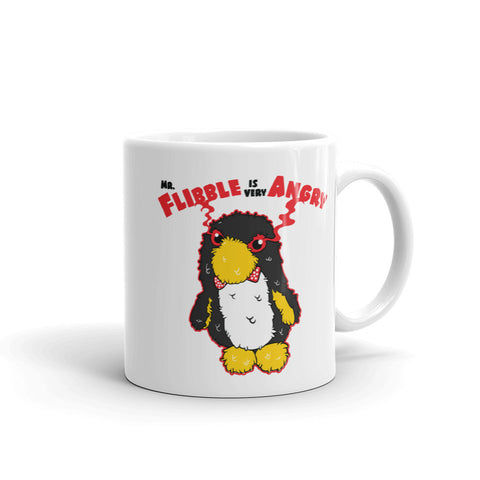 Mr Flibble Mug