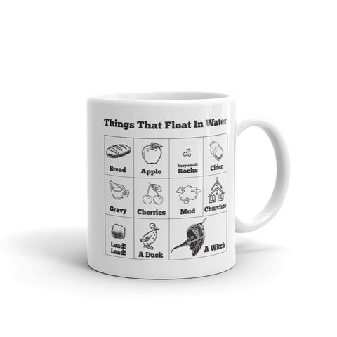 Things That Float In Water Mug